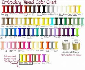 Floriani Thread Chart Embroidery Thread Cart Free Embroidery Patterns