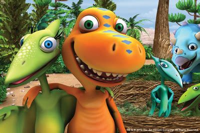 dinosaur train  buddys big adventure
