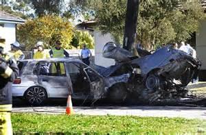 Luxford Road Car Crash