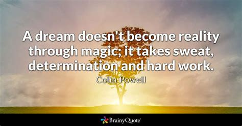 dream doesnt  reality  magic  takes