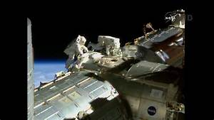 NASA To Provide The Live Coverage Of Spacewalks, First ...