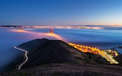 Francisco San Bay Wallpapers Area Golden Wallpapersafari