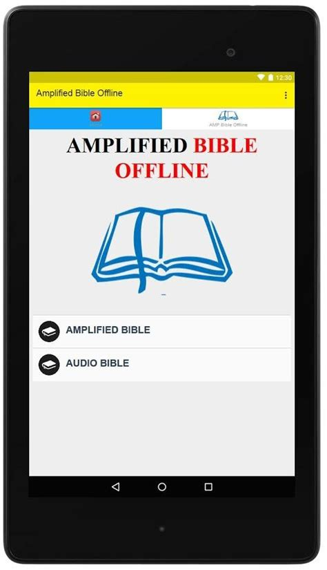 Amplified Bible Offline For Android  Free Download And