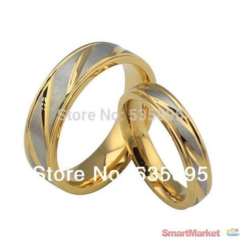 Fashion Men Wedding Rings