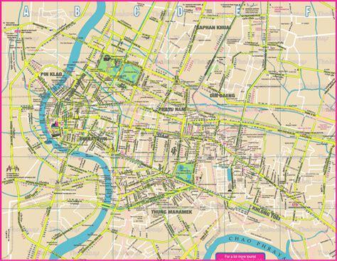 underground map bangkok