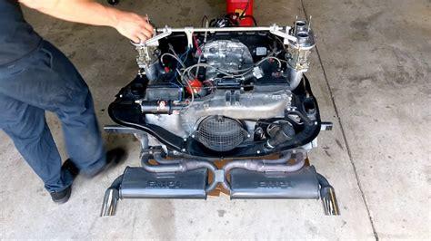 Robert's 2.0l Vw Bus Type 4 Engine. Uncut. By Rismachine