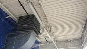 Centre Commercial Plan De Campagne : pose d 39 un filet anti pigeon plan de campagne centre ~ Dailycaller-alerts.com Idées de Décoration