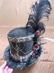 Diy Duct Tape Steampunk Top Hat · A Top Hat · Version by