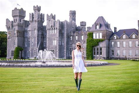 ireland bunratty dromoland  ashford castles