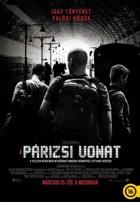 parizsi vonat    paris  amerikai drama film