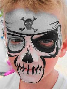 Face Painting Pirate Designs For Kids | www.pixshark.com ...