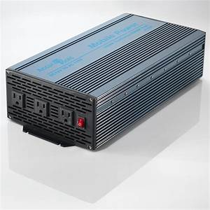 New Mobile Power Inverter 2500  5000 Watt Dc To Ac Nr