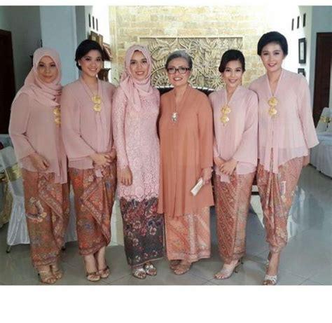 model kebaya ibu ibu modern kebaya muslim model kebaya