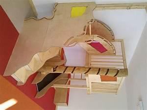 Kinderbetten Selber Bauen : hochbett mit rutsche selber bauen ~ Lizthompson.info Haus und Dekorationen