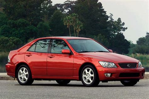 2001-05 Lexus Is 300