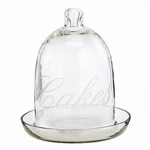 Glasglocke Mit Teller : glasglocke mit teller cakes geb ck 20cm 024548 sunflower design ~ Orissabook.com Haus und Dekorationen