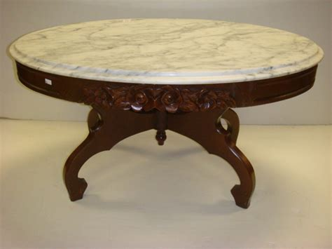 antique marble top coffee table antique marble top coffee table