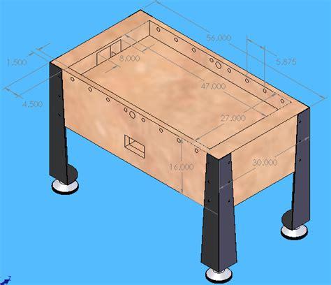 tornado foosball table dimensions foosball com