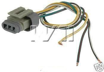 Ford Alternator Harness Voltage Regulator Connector