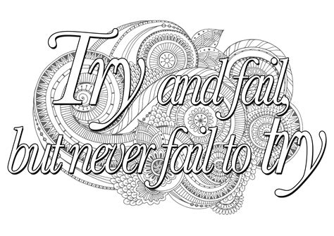 quote coloring pages  adults  teens  coloring pages  kids