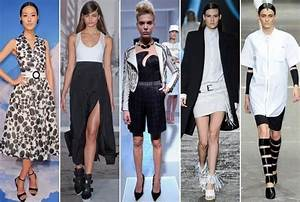 Spring 2013 Runway Trend: Black and White - Spring 2013's ...