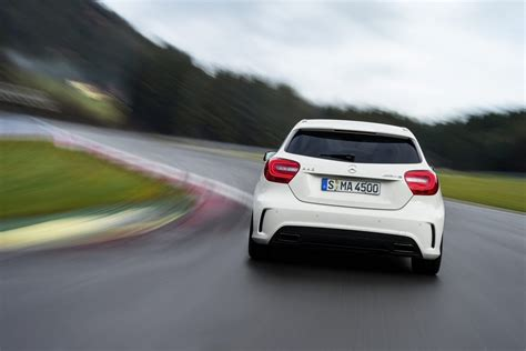 48 for sale starting at $81,443. Mercedes-Benz Details New A45 AMG Hot Hatch with 355HP 27 Photos & Video | Carscoops