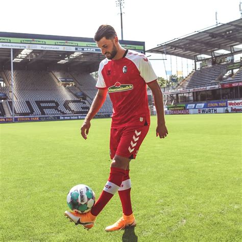 Check spelling or type a new query. SC Freiburg 2020-21 Hummel Home Kit   The Kitman