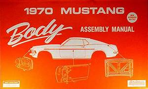 1969 Ford Mustang  U0026 1969