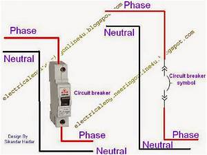 220 Circuit Breaker Wiring Diagram  U2013 Volovets Info