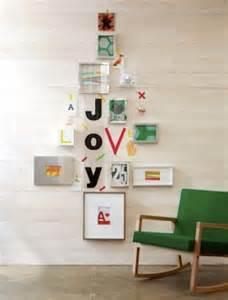Christmas Tree Frame Ideas DIY