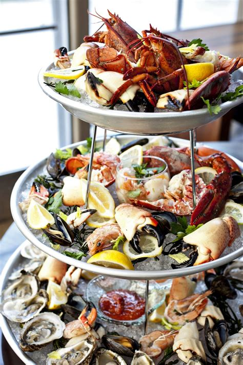 best 25 seafood platter ideas on