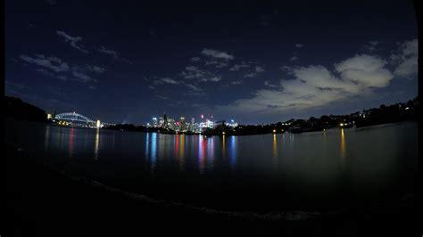 gopro city lights waterside night lapse settings