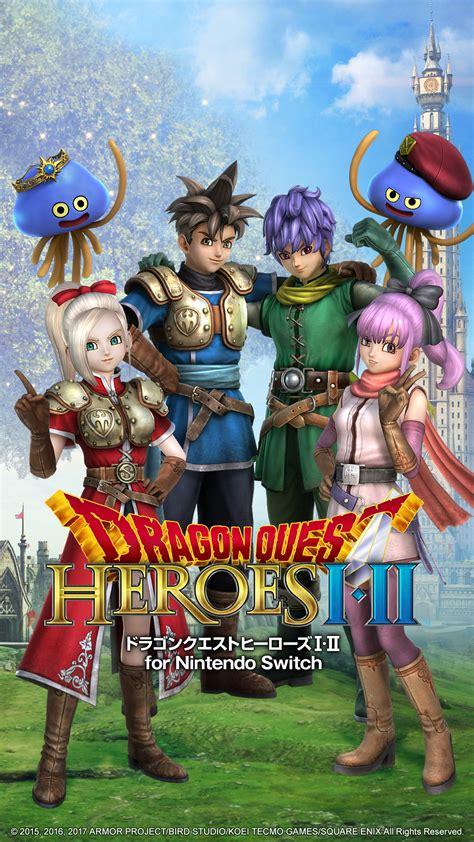 Quest 11 Wallpaper Iphone by ドラゴンクエストヒーローズi Ii ファンキット ドラゴンクエストヒーローズi Ii For Nintendo