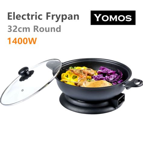 tiffany mffp cm multifunction electric fry pan  sale  ebay