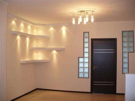 Mensole Illuminate Ikea by Arredare Col Cartongesso Mensole Illuminate In