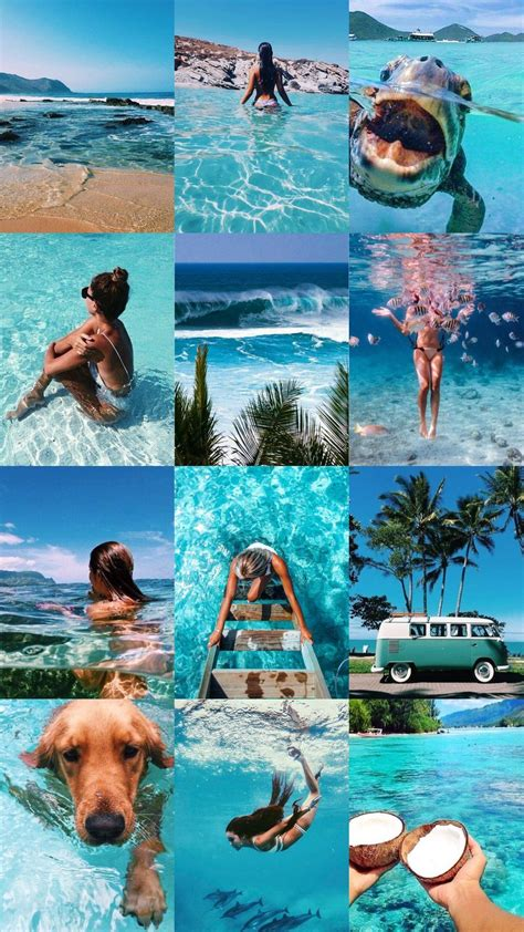 aesthetic collage wallpapers