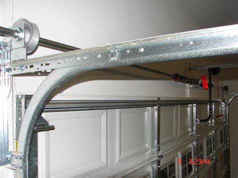 garage door rails for sale garage garage door track ideas garage door