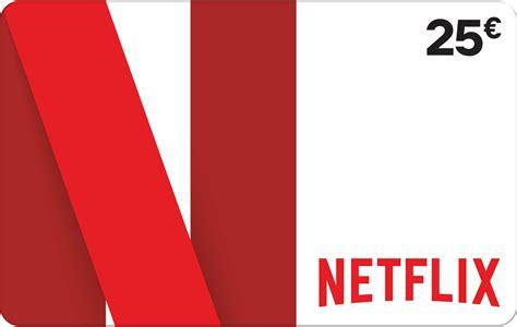 Netflix Prepaid Karte