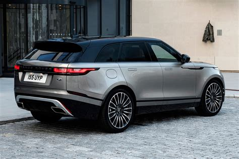 Land Rover Range Rover Velar Photo by 2018 Range Rover Velar V 6 Drive Review