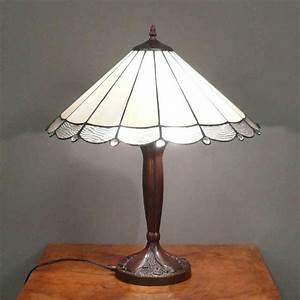 Lampe Art Deco : lampe style tiffany art d co lustres lampadaires d e s i g n a r t d e v i v r e ~ Teatrodelosmanantiales.com Idées de Décoration