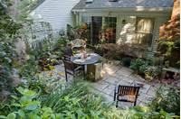 best eclectic patio design ideas 18 Captivating Eclectic Landscape Designs For Your Garden