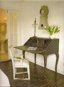 Swedish Furniture & Decor -Linda and Lindsay Kennedy 18th