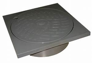 Couvercle Fosse Septique Plastique : couvercle de fosse septique b ton ronde ~ Dailycaller-alerts.com Idées de Décoration
