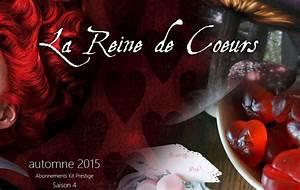 La Reine De Coeur : akp la reine de coeur le blog filanthrope broderies au ~ Nature-et-papiers.com Idées de Décoration
