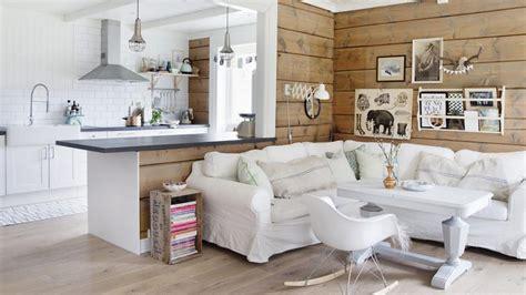 deco salon et cuisine ouverte deco a vivre avec cuisine ouverte cuisine en image