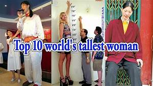 Tallest Woman In The World | www.pixshark.com - Images ...