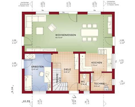 Wie Viel Haus Braucht by Hausbau Wie Viel Wohnfl 228 Che Brauche Ich Eigentlich