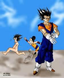 Dragon Ball Z Gogeta and Vegito Fusion