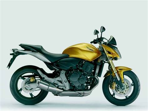 Honda Cb600f Hornet (2007-2013) Review