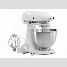 Kitchenaid Classic (250 Watt) K45ss[wh] Mixer  Consumer